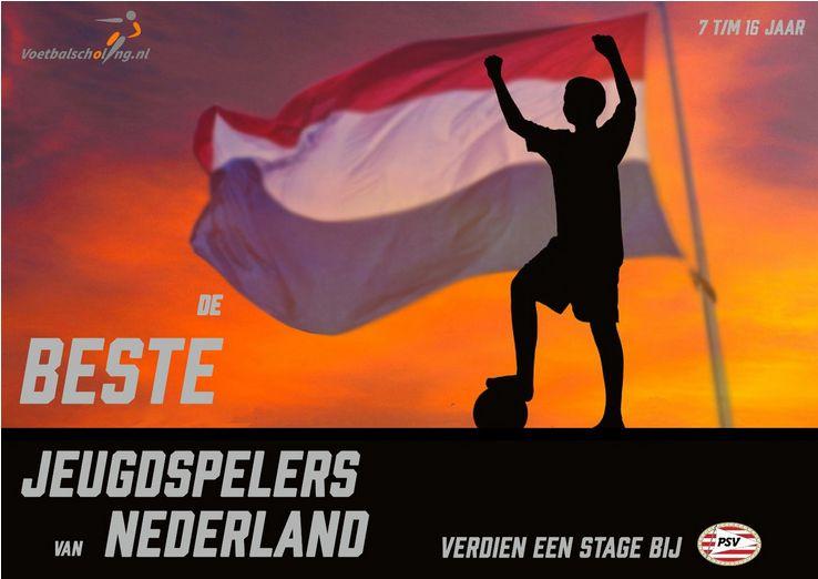 'De beste jeugdspelers van NL' is verplaatst naar 21 maart