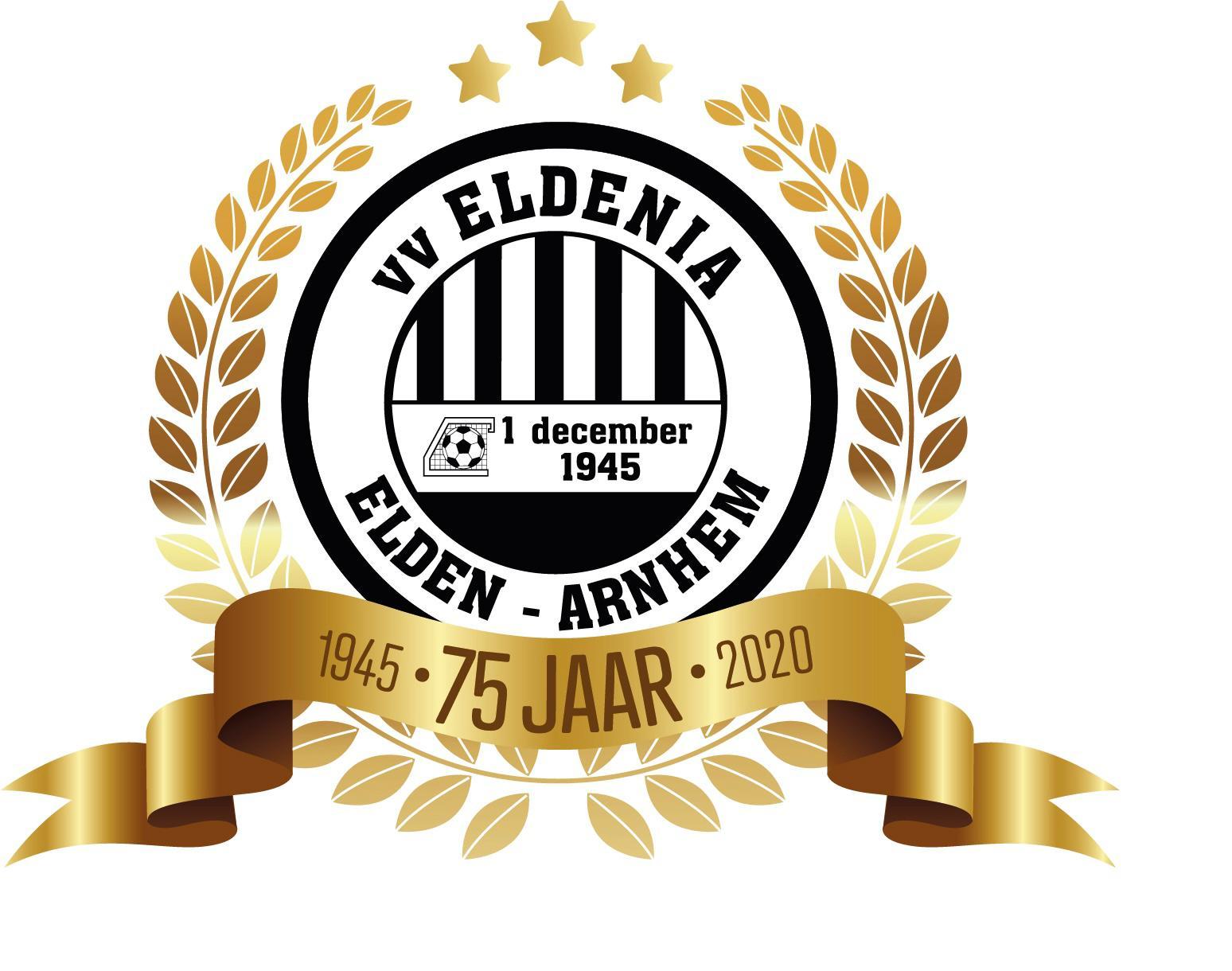 75 jaar vv Eldenia!